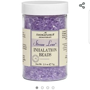 Aromafloria stress less inhalation beads